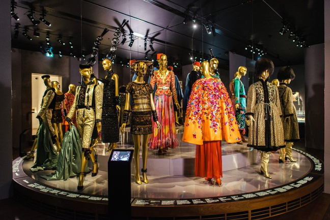 Musée Yves Saint Laurent Paris: Inaugural Display