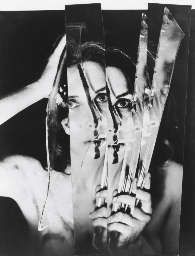 Carolee Schneemann: Kinetic Painting