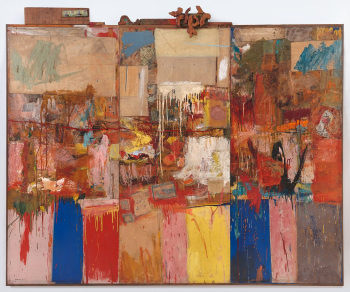 Robert Rauschenberg / Erasing the Rules