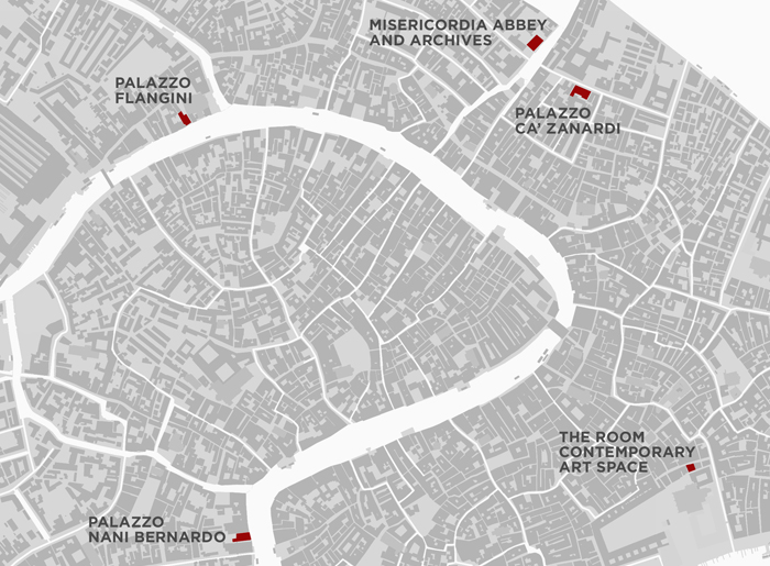 ITSLIQUID GROUP - Venice locations