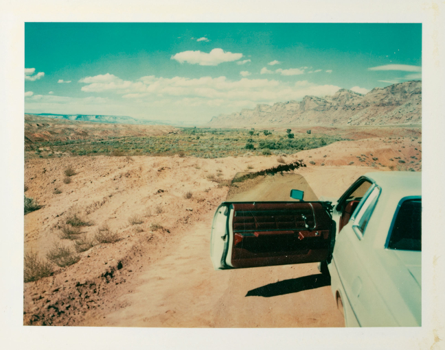 Instant Stories. Wim Wenders' Polaroids