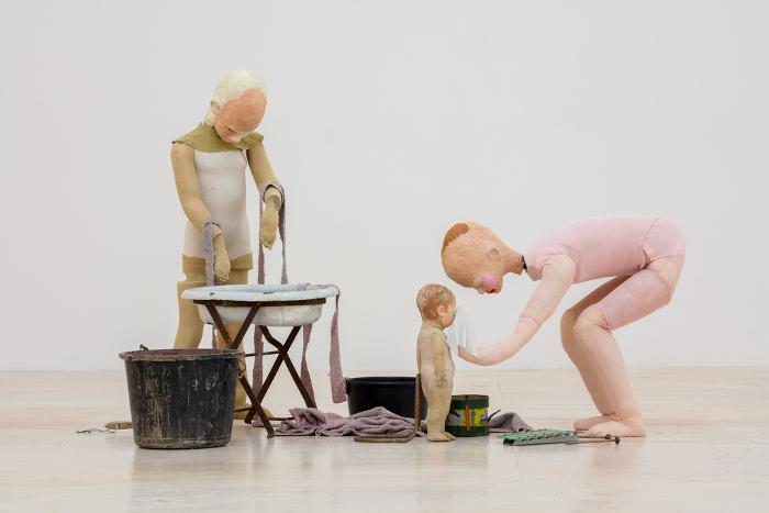 Cathy Wilkes at MoMA