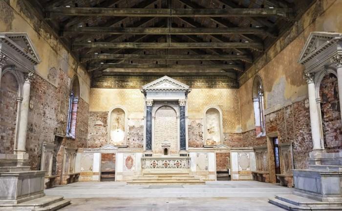 Misericordia Archives and Chiesa dell'Abbazia della Misericordia