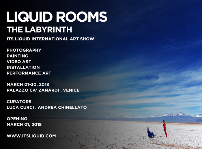 OPENING: LIQUID ROOMS - THE LABYRINTH