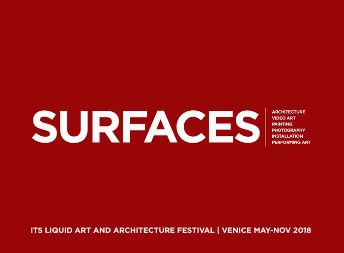 SURFACES | VENICE MAY-NOV 2018