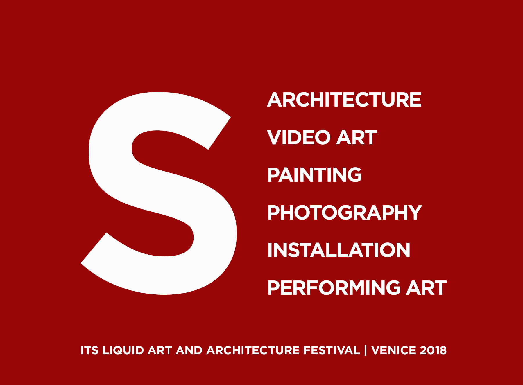 SURFACES | VENICE MAY-NOV 2018