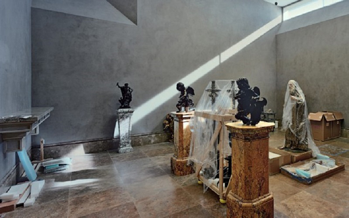 Robert Polidori: 20 photographs of the Getty Museum 1997