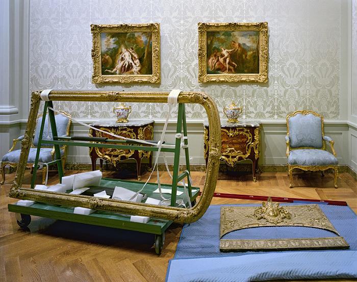 Robert Polidori: 20 photographs of the Getty Museum 1997