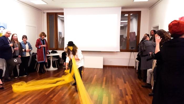 FEEDBACK RELEASE: THE BODY LANGUAGE – ITSLIQUID INTERNATIONAL ART SHOW
