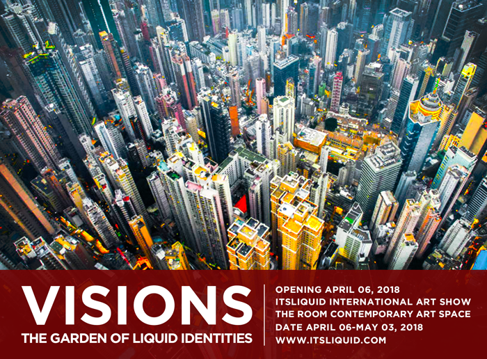 OPENING: VISIONS - THE GARDEN OF LIQUID IDENTITIES