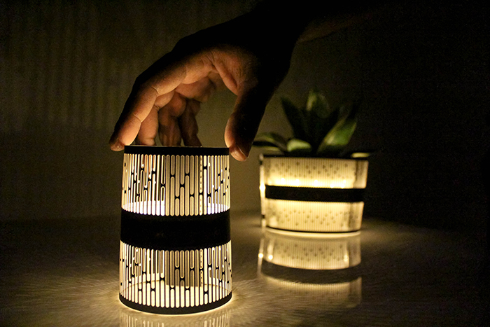 Mandara Nagaraj - DIAH A modern mini-light with endless applications