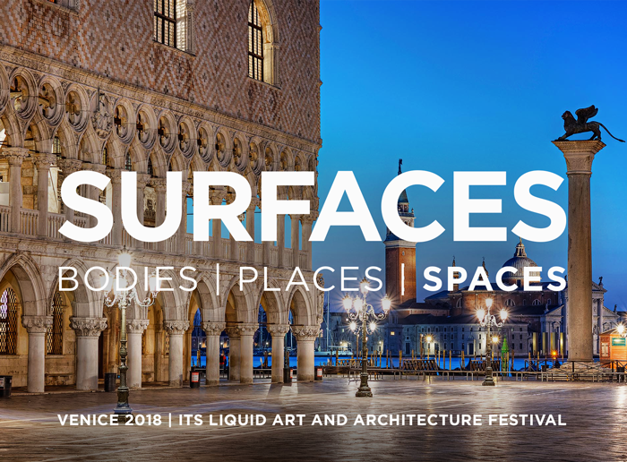 CALL FOR SUBMISSIONS: SPACES - SURFACES FESTIVAL