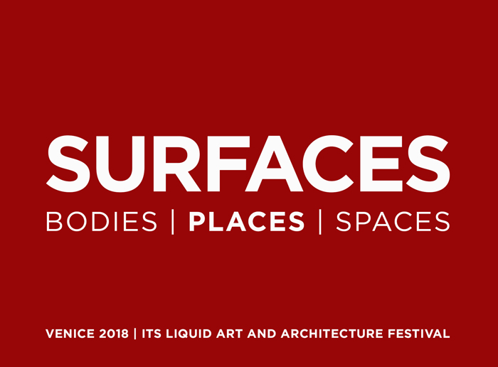 OPENINGS: PLACES - SURFACES FESTIVAL VENICE 2018