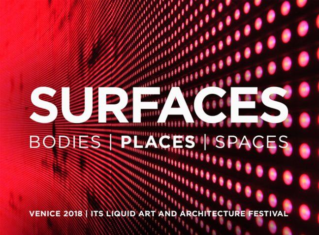 CALL FOR SUBMISSIONS: PLACES - SURFACES FESTIVAL