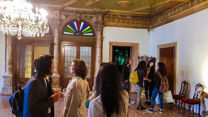 Opening VISIONS at Ca' Zanardi