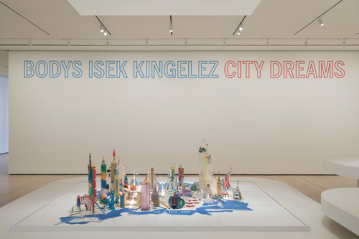 Bodys Isek Kingelez: City Dreams