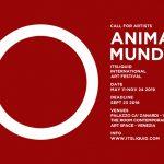 ANIMA MUNDI   VENICE MAY-NOV 2019