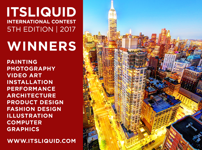 It's LIQUID International Contest 5th Edition 2017 – Winners