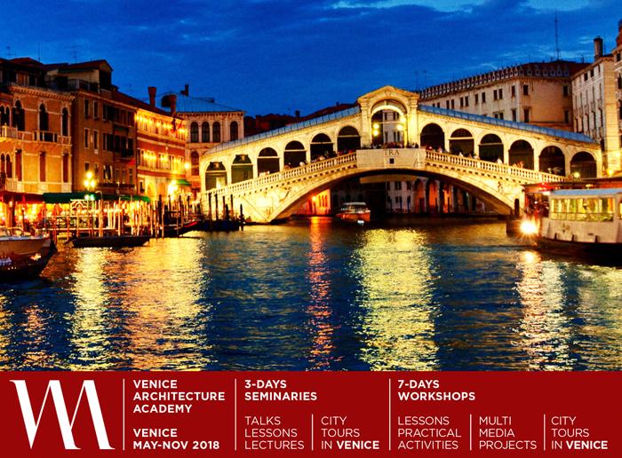 Venice Architecture Academy 2018