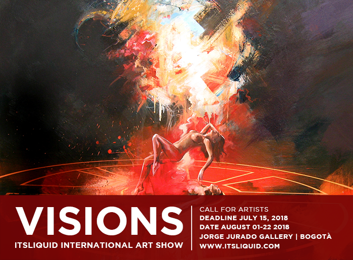 CALL FOR ARTISTS: VISIONS - BOGOTA' 2018