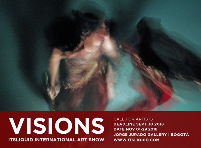 CALL FOR ARTISTS: VISIONS Bogota' 2018