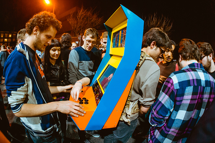 Videogames: Design/ Play/ Disrupt