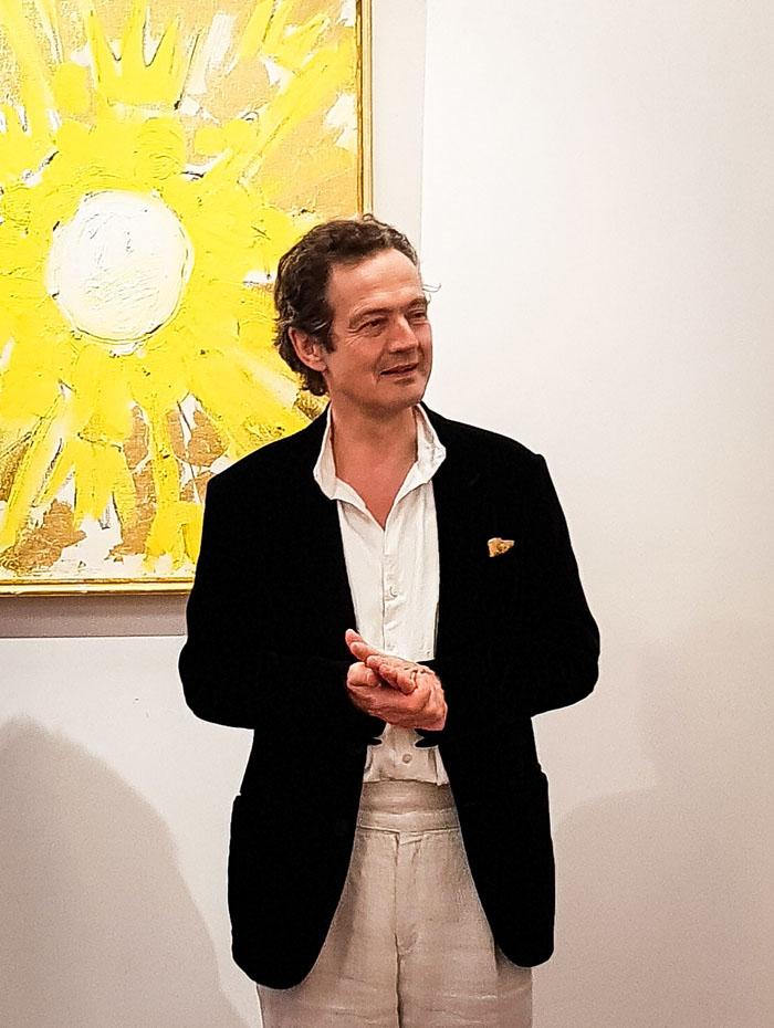 Interview: Rudolf Leitner-Grundberg