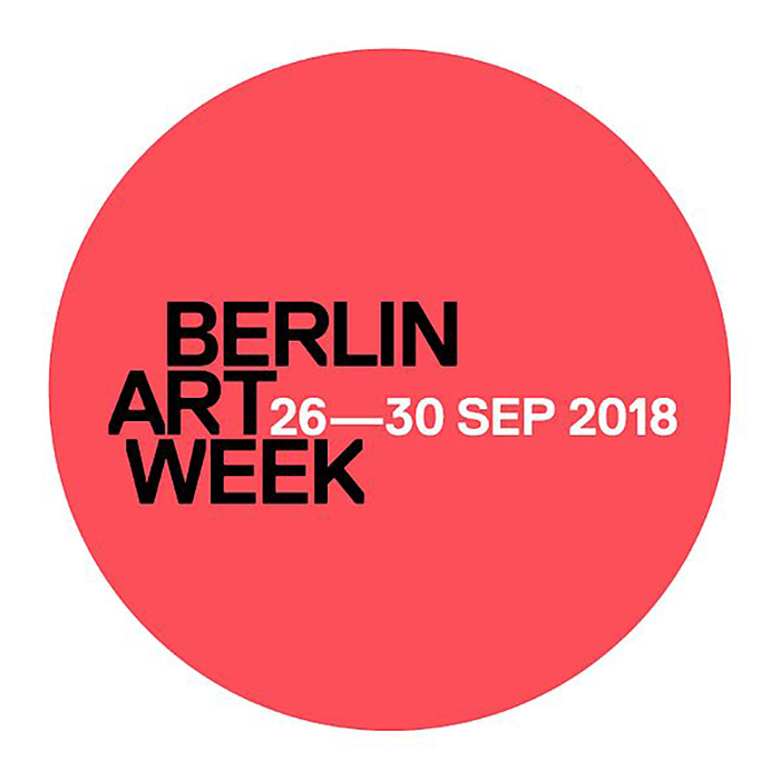 Berlin Art Week 2018