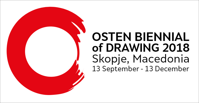 OSTEN BIENNAL of DRAWING 2018