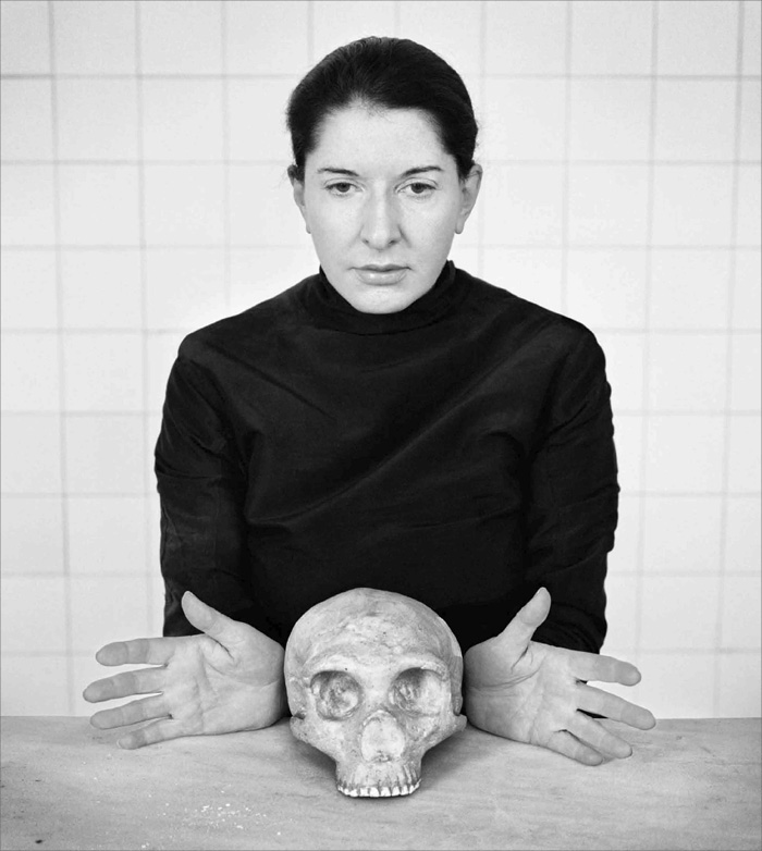 OSTEN BIENNIAL of DRAWING 2018 - Marina Abramovic