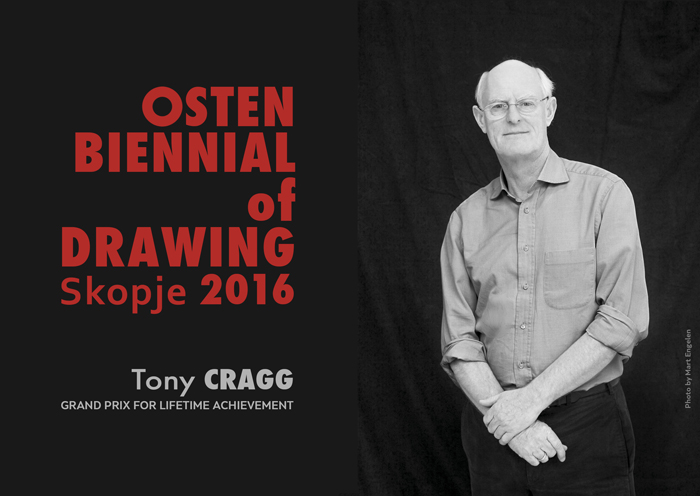 OSTEN BIENNIAL of DRAWING 2018 - Tony Cragg