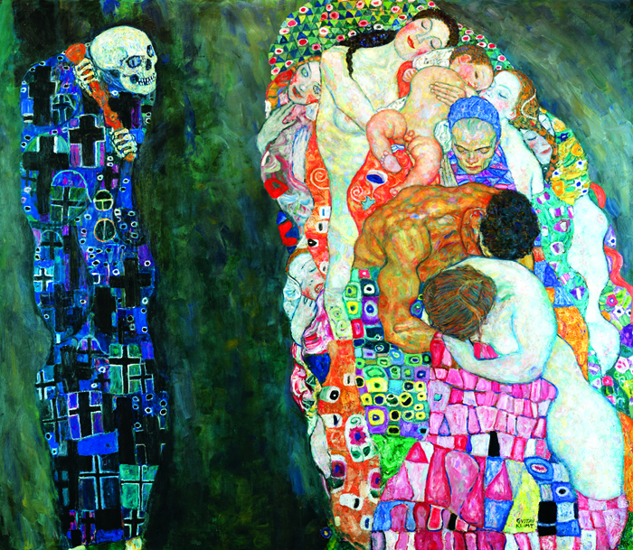 GUSTAV KLIMT. ARTIST OF THE CENTURY