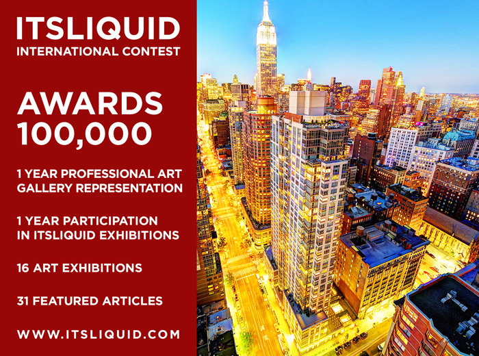 ITSLIQUID International Contest - 6th Edition 2018