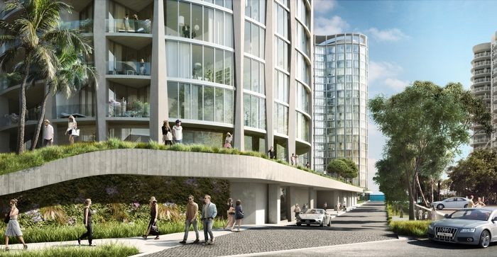 Park Grove by OMA