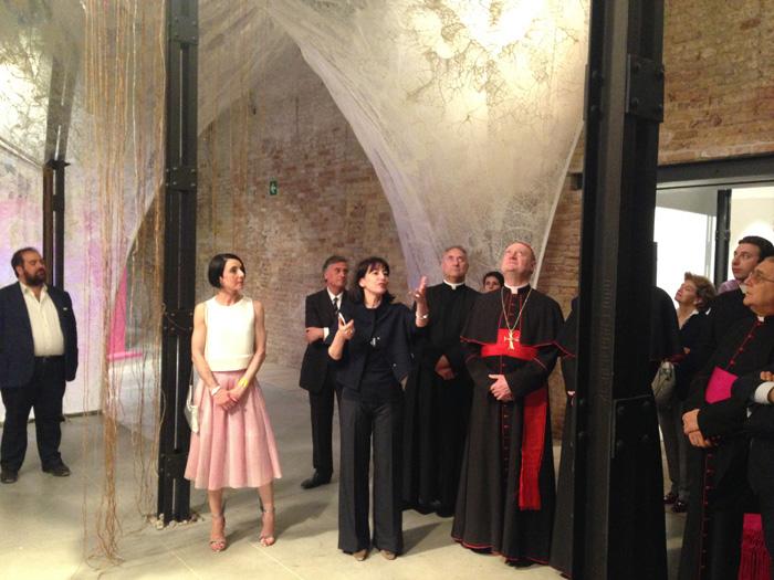 Elpida Hadzi Vasileva - Haruspex, Venice Biennale 2013