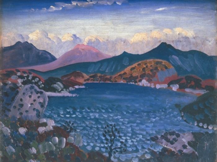 James Dickson Innes, Bala Lake - And Breathe…