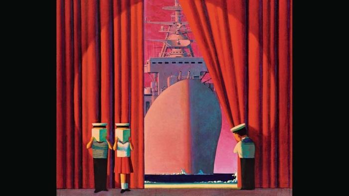 'Storytelling', a solo show by Liu Ye