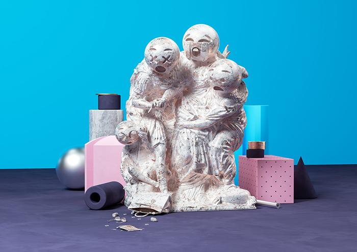 Ben Fearnley- Sculptmojis_Scene 06