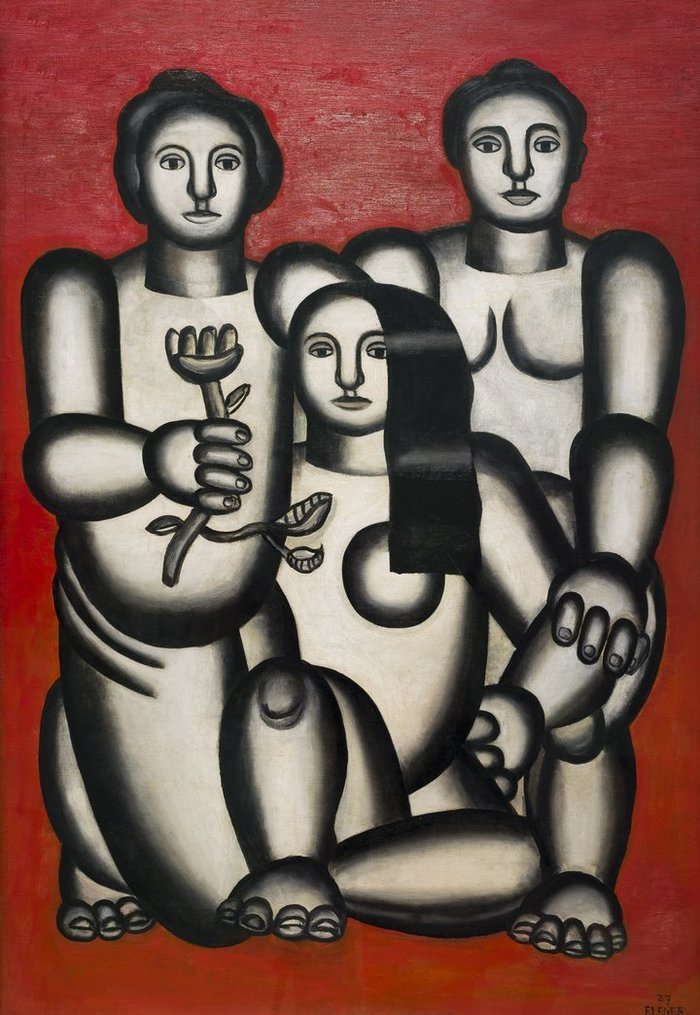 Fernand Léger. New Times, New Pleasures at Tate Liverpool