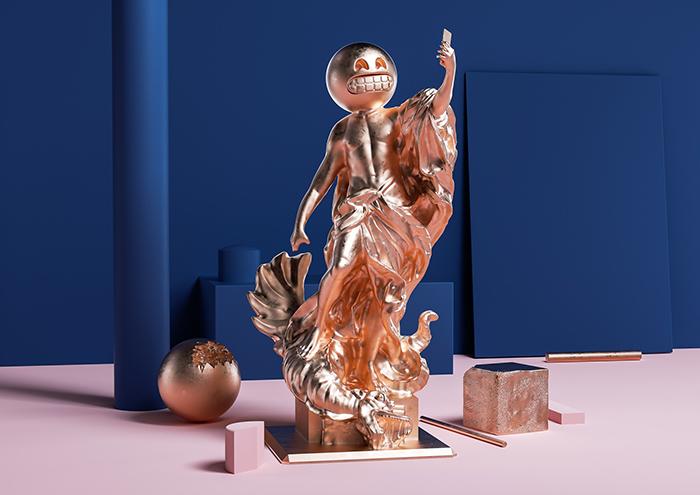 Ben Fearnley- Sculptmojis_Scene 04