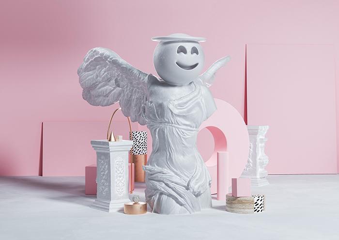 Sculptmojis- Ben Fearnley