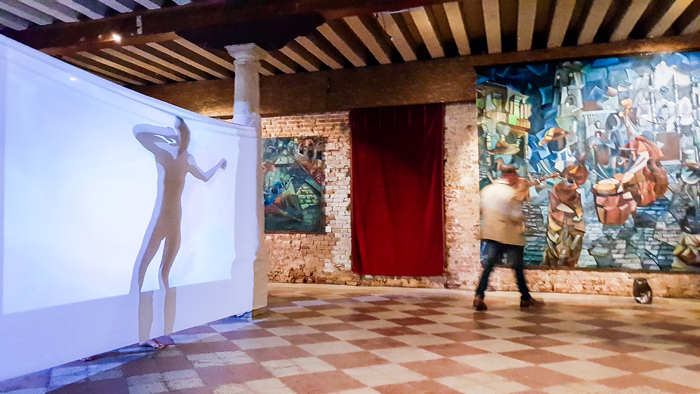 feedback releases: spaces - surfaces festival | venice 2018