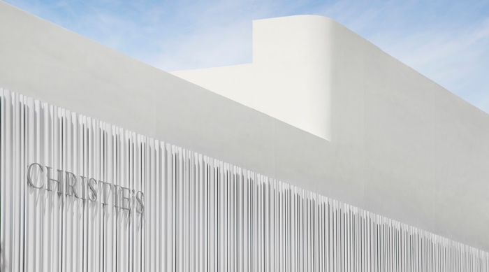 Christie's Los Angeles by wHY Architecture