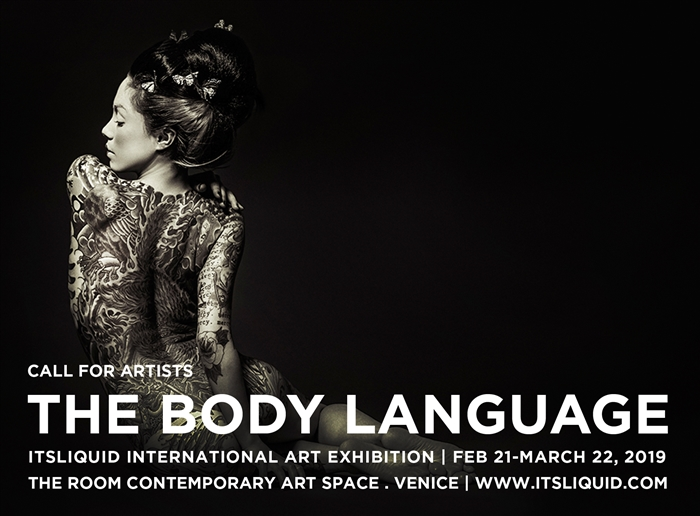 The Body Language - Venice 2019