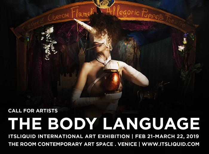The Body Language - Venice 2019