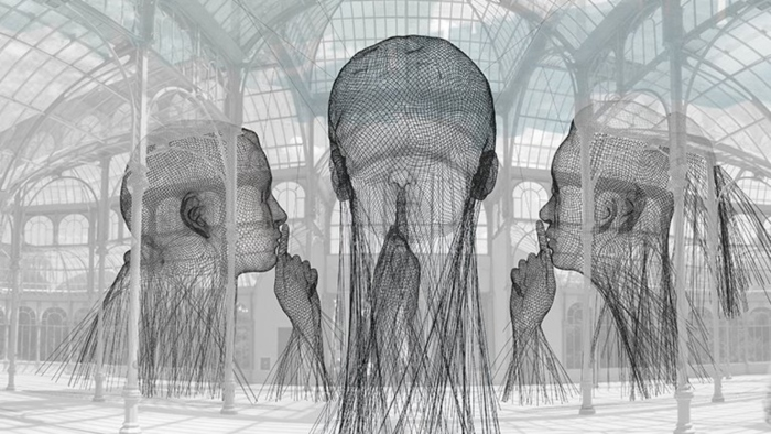 Jaume Plensa - Invisibles