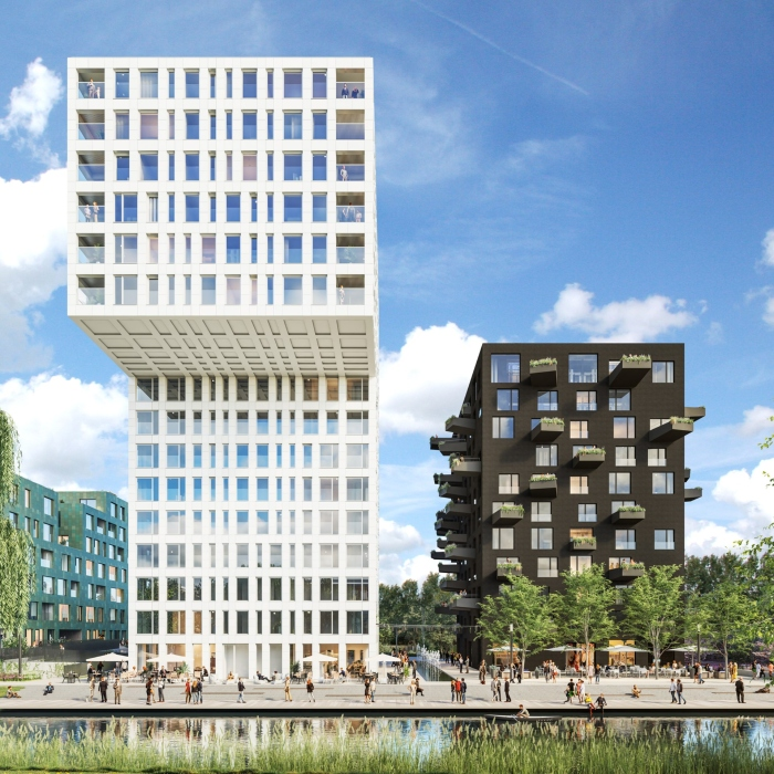 Westerpark West of MVRDV