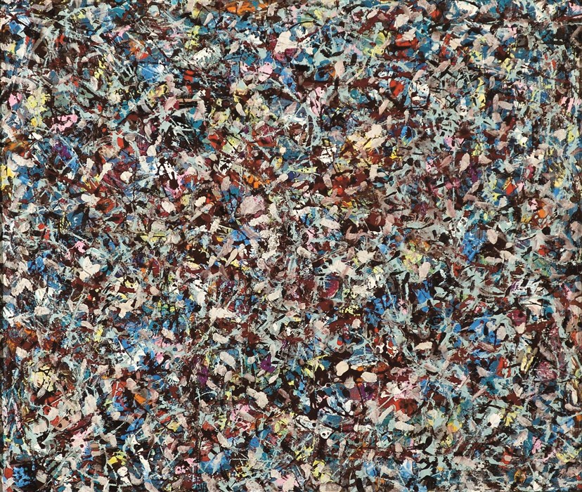 Living Colour - Lee Krasner