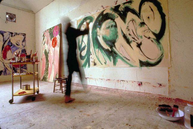 Living Colour - Lee Krasner