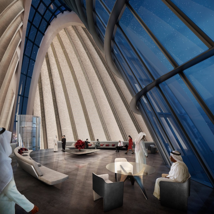 National Bank of Kuwait - Foster + Partners